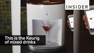 This is the Keurig of mixed drinks