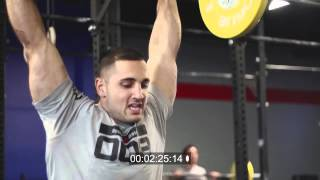 CrossFit - Level 1 Lunchbreak Workout with Jason Khalipa and Austin Stack