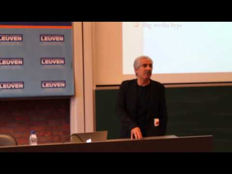 Internet and Politics in Iran with Gholam Khiabany p4