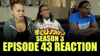 UA Students Unleashed! My Hero Academia Season 3 Ep 5 Reaction