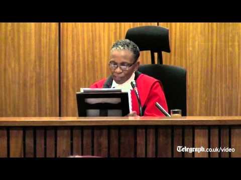 Oscar Pistorius verdict: judge clears athlete of premeditated murder