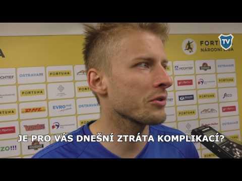 FNL: Rozhovor s Tomášem Mičolou po utkání s Pardubicemi (1:1)