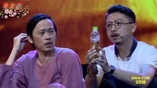 CON MA MẶC ÁO BÀ BA - Gala Cười 2018 -  Hài Hoài Linh , Hứa Minh Đạt