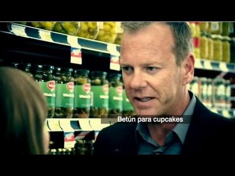Comercial Acer Kiefer Sutherland Dynamite Cup Cakes