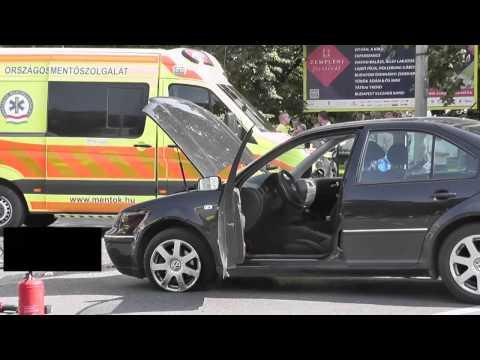 Halálos motoros baleset  történt Nyíregyházán - szon.hu