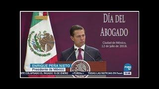 ¿Cuánto gana el presidente Enrique Peña Nieto?