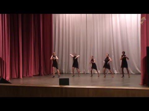 Танцуют взрослые  - Мастер-класс
