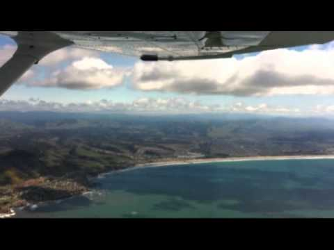 Cessna 172 Dyamic Stability Test Flight Cal Poly