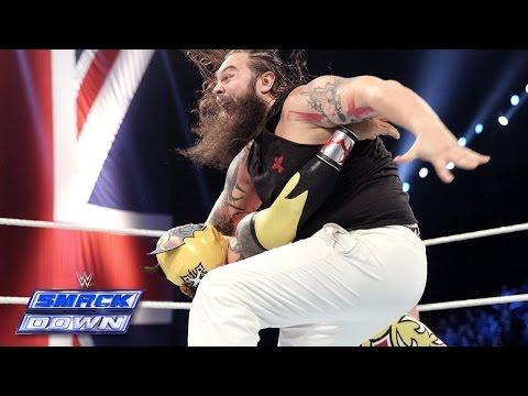 Sin Cara Vs. Bray Wyatt: Smackdown, November 14, 2014 video
