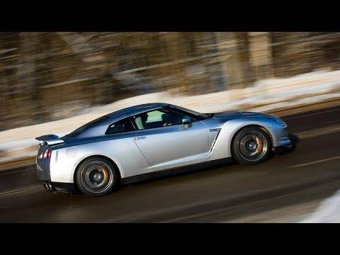 Тест-драйв Nissan GT-R, часть 2