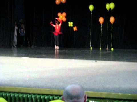 Danica Gostovic,prvak Srbije 2011,solo-Show free