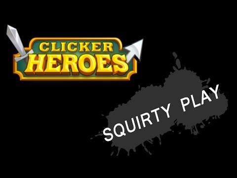 CLICKER HEROES - Cookie Clicker But Dumber/Smarter