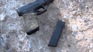 Metal Detecting the Desert turns into Shooting Day