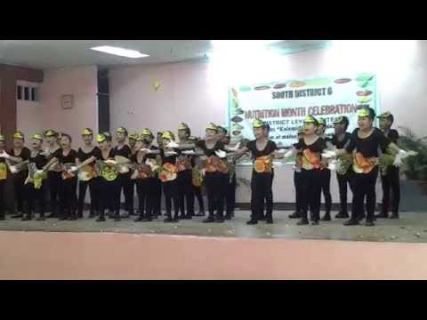 Banawa Elementary School Nutrition Month Jingle 2014 video