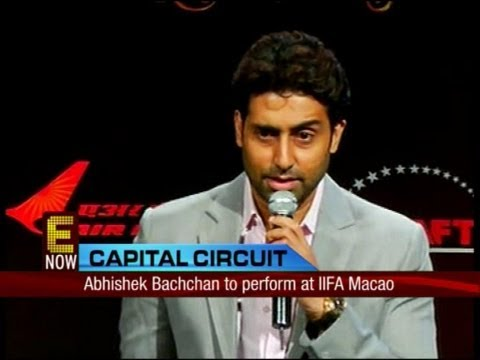 Abhishek Bachchan to perform at IIFA