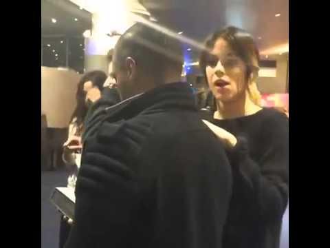 Video - Martina Stoessel y Jorge Blanco via instagram
