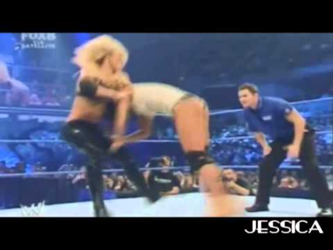 Torrie Wilson - Put Your Lips To The TV