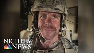 Decorated Navy SEAL Faces Trial For War Crimes   NBC Nightly News