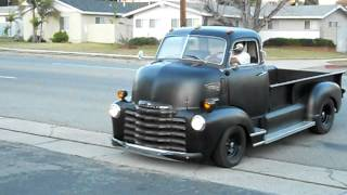1950 Chevy COE 5 window.mov