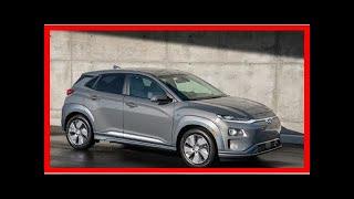 Hyundai to bring 1000 units of Kona EV to India | k production channel