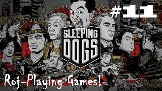 Tańczymy przy wszystkim! - Sleeping Dogs #11 (Roj-Playing Games!) 18+