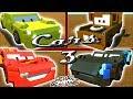LIGHTNING MCQUEEN vs. JACKSON STORM (Cars 3 Movie Builds) - Scrap Mechanic Showcase Ep30
