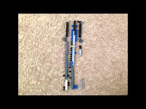 Lego Tac 45 Instructions Part 1