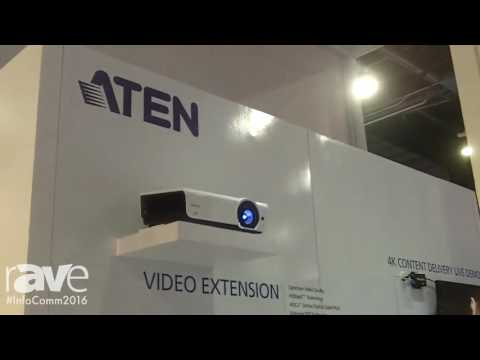 InfoComm 2016: ATEN Demos Its New Control System at InfoComm 2016