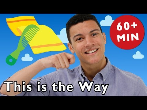 This Is the Way and More | Nursery Rhymes from Mother Goose Club!