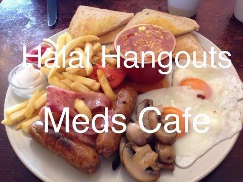 Halal hangouts - Meds Cafe - London (E3)