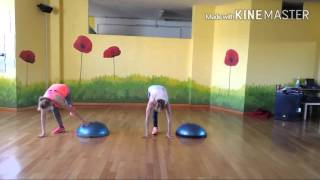 BOSU ( 12 NEW EXCERCISES )