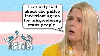 Caroline Farrow Lied About Police Caution For Misgendering - Papers Ate It Up
