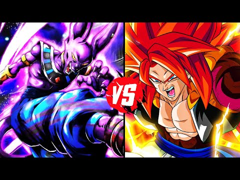 Bills Vs SSJ4 Gogeta - In Depth Analysis + Personal Opinion On Both Characters (Ultimate Showdown)