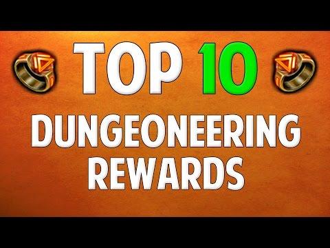 Runescape 2016 | Top 10 Dungeoneering Rewards