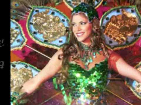 Alida Boer Miss Guatemala 2007