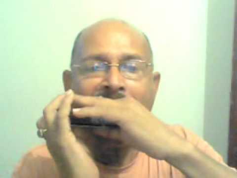 deewana mujhsa nahi - harmonica