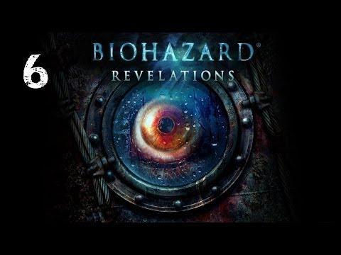 Прохождение Resident Evil: Revelations (XBOX360) — Рваная туша (БОСС) #6