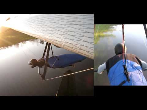 A Glimpse of Hang Gliding Video