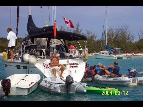 2003/2004 Canada to Bahamas Sailing Adventure