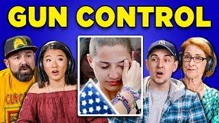 Download Lagu GENERATIONS REACT TO GUN CONTROL IN AMERICA Gratis STAFABAND