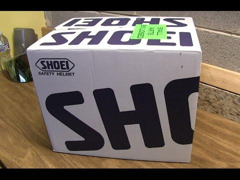 Shoei RF-1200 Helmet Review - Shoei NXR. Mój Nowy Kask Motocyklowy Shoei