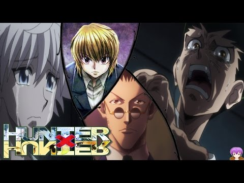 Farewell Once Again T^t - Hunter X Hunter Chapter 349 ハンター×ハンタ Manga Review video