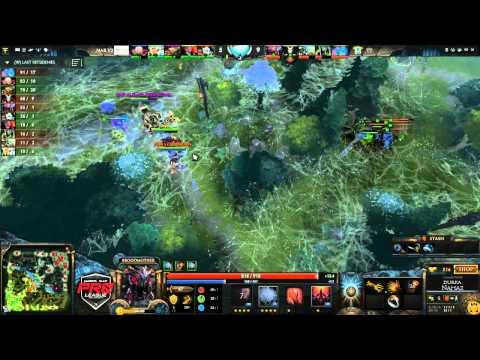Tinker vs NAR v2 Game 2  joinDOTA MLG Pro League Season 2  Durkadota NahazDota