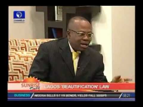 Parks and Garden law: apply persuasion not punishment, lawyer tells Lagos govt - Part 2