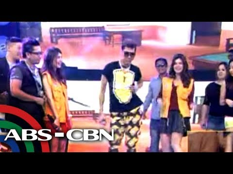 Vice Ganda shows new dance moves
