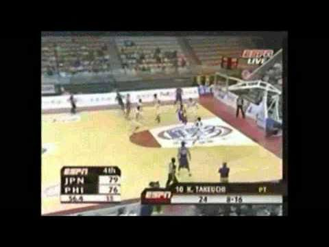 Japeth Aguilar vs Yi Jianlian Tags: Japeth Aguilar, Yi Jianlian Smart Gilas, China National basketball Team,Yao Ming, PBA,CBA,
