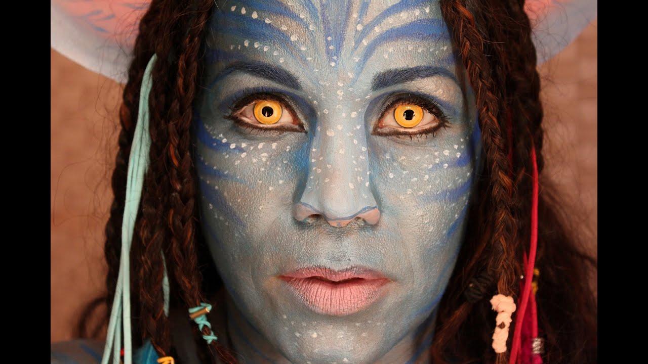 Avatar Fantasy Make-up