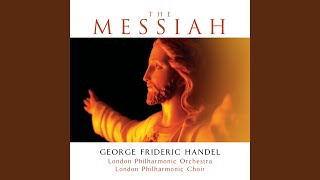 Handel Messiah Hwv 56 Pt 1 Then Shall The Eyes Of The Blind Be Opened