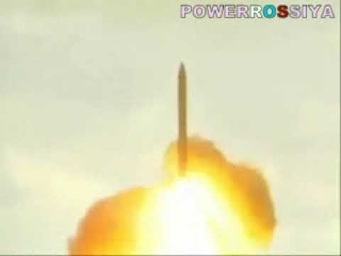 Russian Strategic Rocket Forces - Nuclear Warheads 12,000