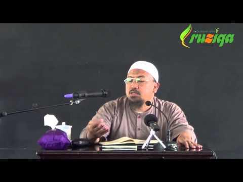 Ust. Mahfud Umri - Prinsip Dasar Aswaja Bag. I